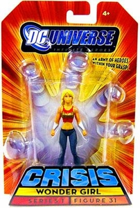 DC Universe Infinite Heroes Crisis Action Figure #31 Wondergirl