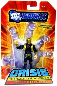 DC Universe Infinite Heroes Crisis Action Figure #35 Thanagarian Wingman