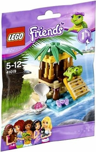 LEGO Friends Set #41019 Turtles Little Oasis [Bagged]