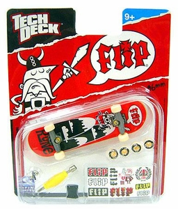 Tech Deck Single 96mm Skateboard Flip [Rune Glifberg] [Viking]