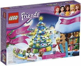 LEGO Friends Set #3316 2012 Advent Calendar