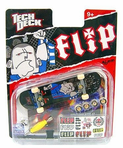 Tech Deck Single 96mm Skateboard Flip [Rune Glifberg] [Punk]