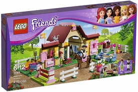 LEGO Friends Set #3189 Heartlake Stables