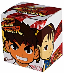 Kidrobot X Street Fighter Mini Figure Mystery Pack [1 RANDOM Collectible Art Figure]