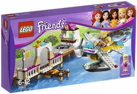LEGO Friends Exclusive Set #3063 Heartlake Flying Club