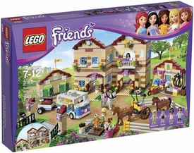 LEGO Friends Exclusive Set #3185 Summer Riding Camp