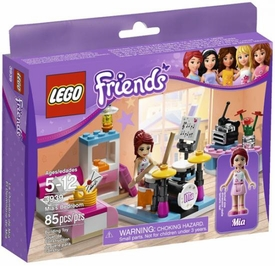 LEGO Friends Set #3939 Mia's Bedroom