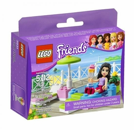 LEGO Friends Set #3931 Emma's Splash Pool