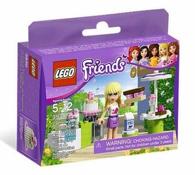 LEGO Friends Set #3930 Stephanie's Outdoor Bakery