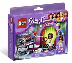 LEGO Friends Set #3932 Andrea's Stage