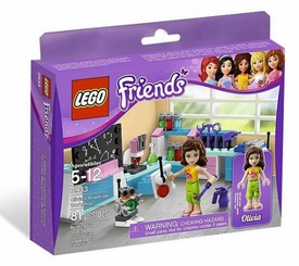 LEGO Friends Set #3933 Olivia's Invention Workshop