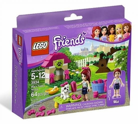 LEGO Friends Set #3934 Mia's Puppy House