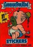 Topps Garbage Pail Kids Trading Cards Series 11 Wax Booster Pack