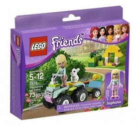 LEGO Friends Set #3935 Stephanie's Pet Patrol