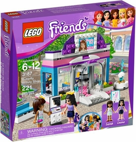LEGO Friends Set #3187 Butterfly Beauty Shop