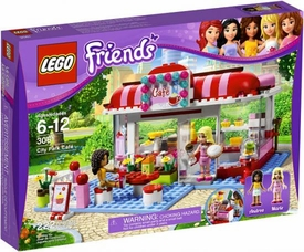 LEGO Friends Set #3061 City Park Cafe