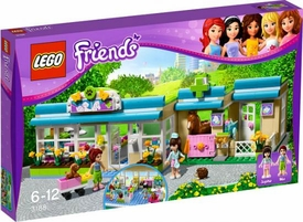 LEGO Friends Set #3188 Heartlake Vet