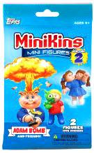 Topps Garbage Pail Kids Series 2 MiniKins Mini Figures Set of 5 BASIC Packs Pre-Order ships July