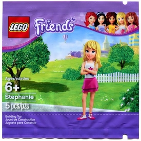LEGO Friends Set #5000245 Stephanie [Bagged] BLOWOUT SALE!