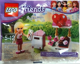 LEGO Friends Exclusive Set #30105 Stephanie's Mailbox [Bagged]