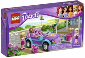 LEGO Friends Set #3183 Stephanie's Cool Convertible
