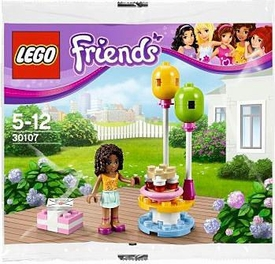 LEGO Friends Set #30107 Birthday Party [Bagged]