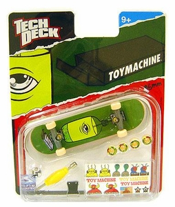 Tech Deck Single 96mm Skateboard Toy Machine [Johnny Layton]