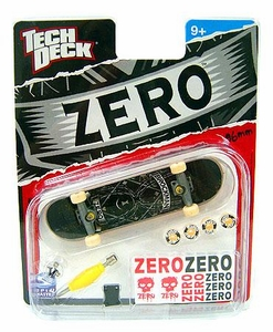 Tech Deck Single 96mm Skateboard Zero�[James Brockman]