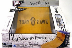 Tech Deck Vert Ramps Tony Hawk Big Sounds Ramp