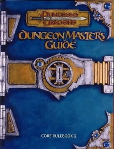 Dungeons & Dragons Book HardcoverDungeon Master's Guide [Used Condition: Good]
