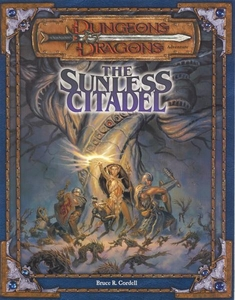 Dungeons & Dragons Book SoftcoverThe Sunless Citadel [Used Condition: Near Mint]