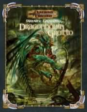 Dungeons & Dragons Book SoftcoverFantastic Locations: Dragondown Grotto [Used Condition: Incomplete Fine]