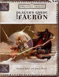 D&D Dungeons & Dragons Forgotten Realms Accessory Players Guide to Faern