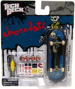 Tech Deck Single 96mm Skateboard Chocolate Random Board!