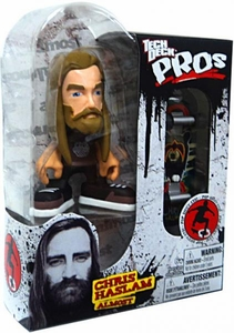 Tech Deck Pro Skater Action Figure with Skateboard Chris Haslam [Almost]