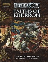 D&D Dungeons & Dragons Eberron Accessory Faiths of Eberron