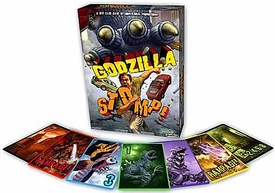 Godzilla ToyVault Stomp Card Game