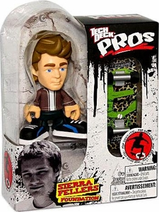 Tech Deck Pro Skater Action Figure with Skateboard Sierra Fellers [Foundation]