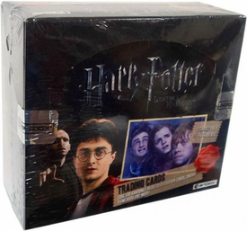 Harry Potter and the Deathly Hallows Part 2 Trading Cards Box [24 Packs]