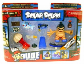 Tech Deck Dude Evolution Scuba Squad Series 2 Sumo San