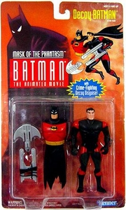 Batman The Animated Movie Action Figure Decoy Batman