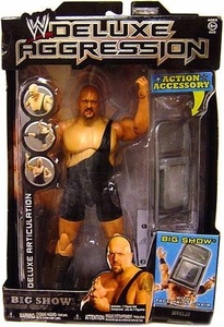 WWE Wrestling DELUXE Aggression Series 20 Action Figure Big Show