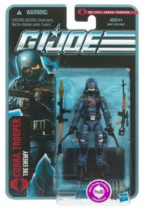 GI Joe Pursuit of Cobra 3 3/4 Inch Action Figure Cobra Trooper [The Enemy]