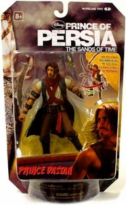 McFarlane Toys Prince of Persia 6 Inch Action Figure Desert Dastan