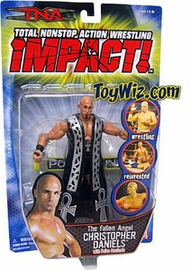 TNA Wrestling Series 2 Action Figure The Fallen Angel Christopher Daniels