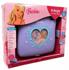 Barbie Learning Laptop B-Bright