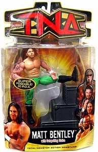 TNA Wrestling Series 7 Action Figure Matt Bentley