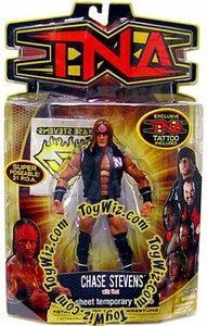 TNA Wrestling Series 8 Action Figure Chase Stevens