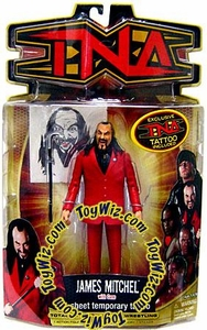 TNA Wrestling Series 8 Action Figure James Mitchell