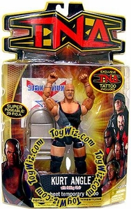 TNA Wrestling Series 8 Action Figure Kurt Angle